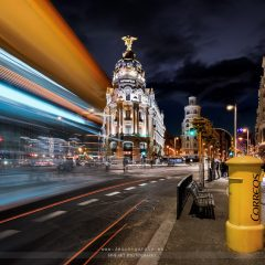 Madrid Lights III
