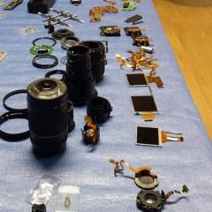Limpieza de sensor con productos caseros