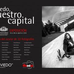 """""""0viedo Nuestro capital"""" libro y exposición como fin del II Congreso Exodos"""