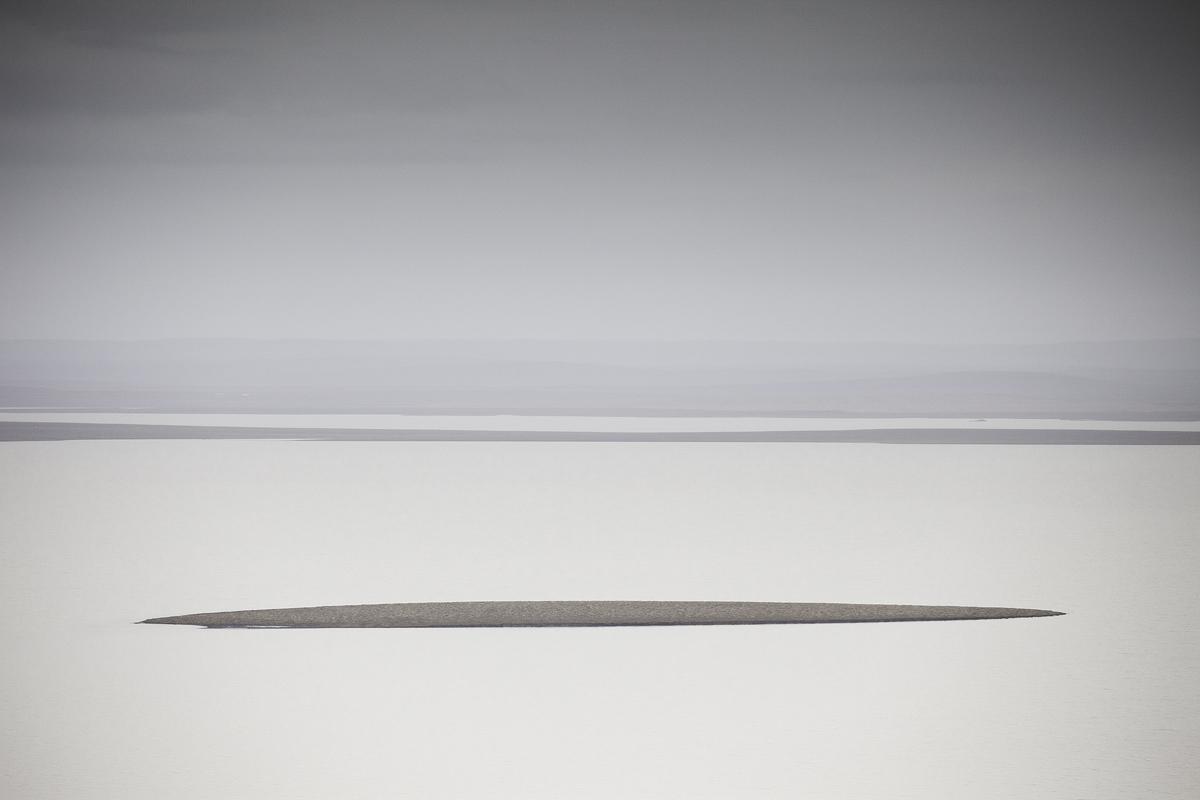 Lago Blöndulón