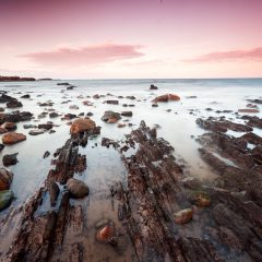 Mar de piedras