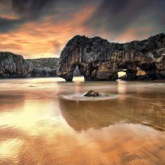 mar de cuevas