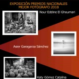 EXPOSICIÓN PREMIOS NACIONALES DE FOTOGRAFÍA 2018