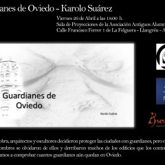 Conferencia: Los guardianes de Oviedo