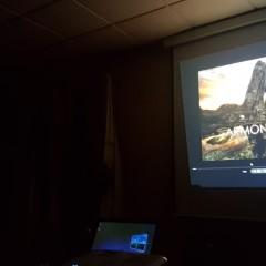Exito de David Álvarez con «Armonía y Caos»
