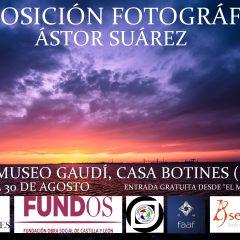 Exposición de nuestro socio Astor Suarez