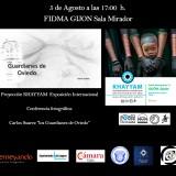 Los guardianes de Oviedo y KHAYYAM International Exhibition en FIDMA
