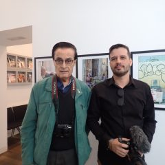 Visita guiada a  «Dos visiones de Cuba»