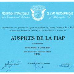 Comienza el año expositivo en el Centro de Exposiciones FIAP LLANGREU/LANGREO