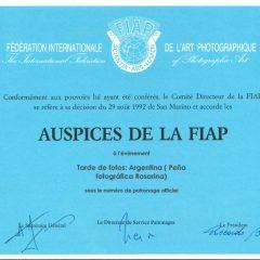 Proyecciones FIAP: Argentina