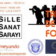 Proyecciones FIAP: Sille Sanat Sarayi II