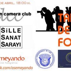 Proyecciones FIAP: Dublin Camera Club& Sille Sanat Sarayi