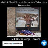 CEF FIAP LANGREO:Jorge Taconni, Le Flaâneur