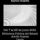 """""""La Poesía de las Líneas"""" de Karolo Suárez en Ceuta"""