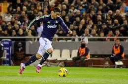 Marchando una serie de Cristiano Ronaldo (para BANI)