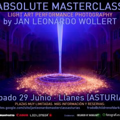 LIGHTPAINTING & LAPP ABSOLUTE MASTERCLASS by JAN LEONARDO WÖLLERT