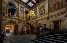 Escalera de Honor (Ayunt. Barcelona)